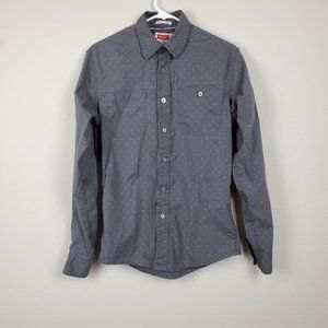 Wrangler Long Sleeve Button Down Shirt